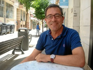 El catedrático Ignacio Aguaded.