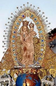 Una Romería en honor de la Virgen de los Milagros.