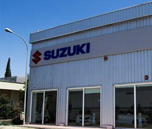 El concesionario oficial de Suzuki en Huelva se encuentra en el Polígono de Pequerillas
