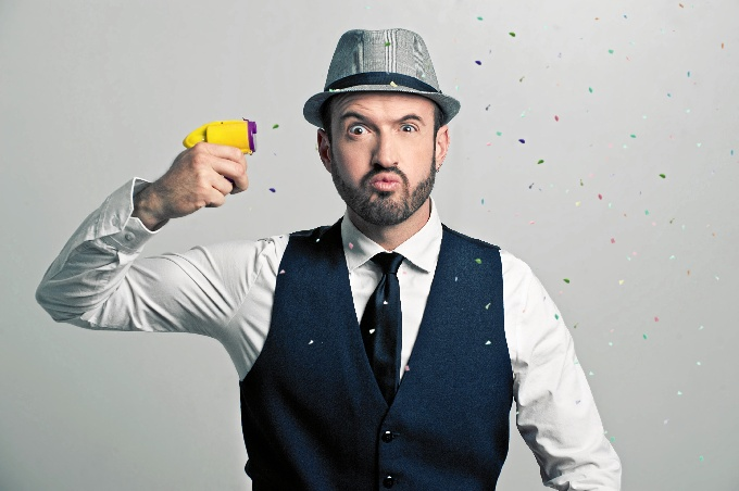 "Álex O'Dogherty: ""Venir al Festival de Cine de Islantilla ha sido todo un regalo"""