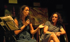 Carla Sabino y Ana Francisco.