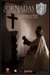 Cartel de las Jornadas Musulmano Cristianas 2016.