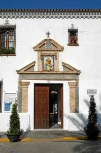 El Convento del Carmen, un buen ejemplo del patrimonio de Trigueros.