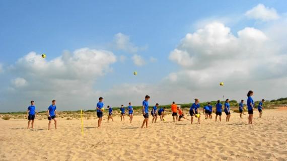 El 'Goalkeeper Summer Camp Dani Cadena' llega a Punta Umbría del 1 al 6 de agosto