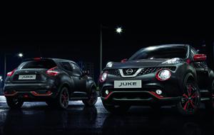 El espíritu joven y dinámico del Nissan Juke no deja a nadie indiferente
