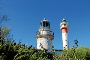 Las localidades costeras son el destino favorito de la mayoría de los turistas que visitan la provincia en verano.