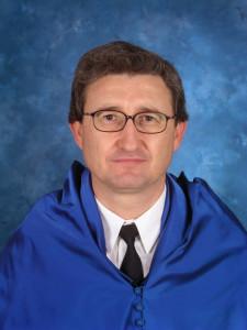 Juan pedro lleva 25 años trabajando en la Universidad de Huelva.