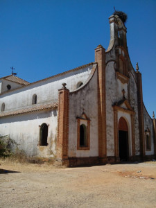 Antiguo poblado forestal de Cabezudos.