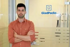 El emprendedor Enrique López ha ideado una iniciativa pionera para las compras por internet.