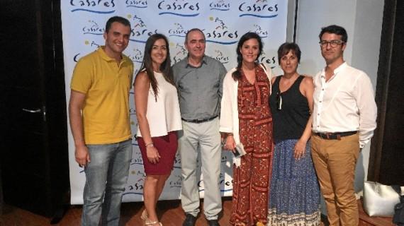 Isla Cristina, presente en la 14ª edición de los Premios 'Blas Infante' Casares Solidario
