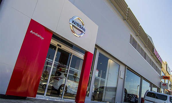 La eficacia de la ingeniería Nissan tiene su espacio ideal en Huelva en el concesionario Andalsyr