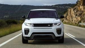 El Range Rover Evoque 2016 continúa sorprendiendo