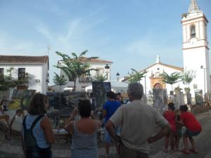 El municipio acoge multitud de actividades.