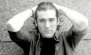 El joven actor madrileño Adrián Salzedo.