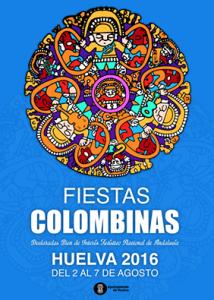 Cartel de las Fiestas Colombinas.