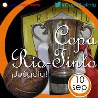 Las inscripciones en la Copa de futbol Rio-Tinto se destinarán hasta el 30 de julio a la campaña de salvación del Recre 'Líberos del Decano'