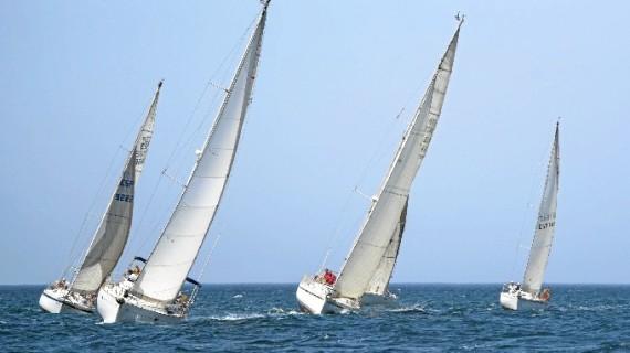 Punta Umbría celebra la XXXIX Regata Colombina de Cruceros
