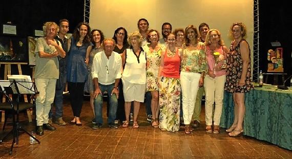 Ayamonte acoge la presentación del poemario 'Sou prosa, tu poesia', de las autoras Carla Sabino y Ana Francisco