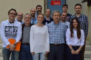 Grupo de Investigación Física de Radiaciones y Medio Ambiente de la Universidad de Huelva