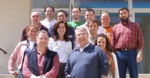 Otros miembros del grupo de investigación FRYMA.