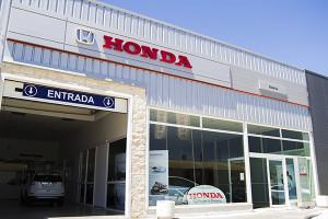 Sodive muestra en su exposición una selecta gama de modelos Honda.