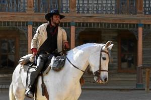 No hay película del oeste que se precie donde no aparecen llamativos ejemplares equinos. / Foto: andalucia.org