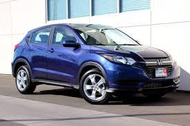 El HR-V 2016 de Honda es un SUV muy equilibrado y competitivo
