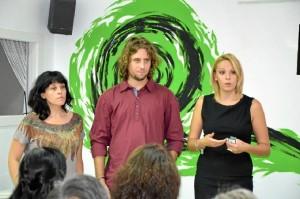El onubense es director del espacio cultural 'El Espiral' de Aranjuez.