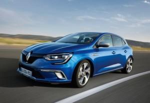 El Renault Megane es una excelente opción, que se encuentra entre los 10 vehículos más vendidos en España