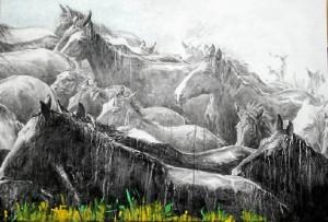 Obra de Manolo Cordero.
