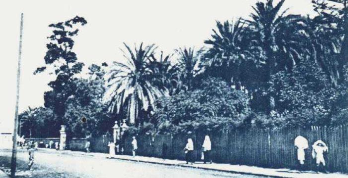 Cuando las viviendas de Huelva no tenían aseo