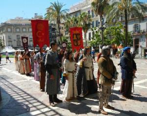Un momento de la presentación de la Jornadas en Huelva en 2015.