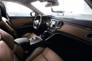 El interior del nuevo Renault Talisman 2016 ofrece todo un lujo de detalles