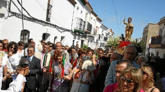 San Bartolomé de la Torre celebra sus fiestas patronales del 22 al 26 de agosto