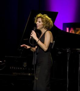 La cantante Sole Giménez.
