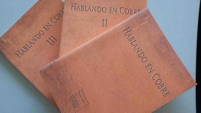 El relato 'Lamento en la Isla', ganador de la quinta edición del Certamen Hablando en Cobre