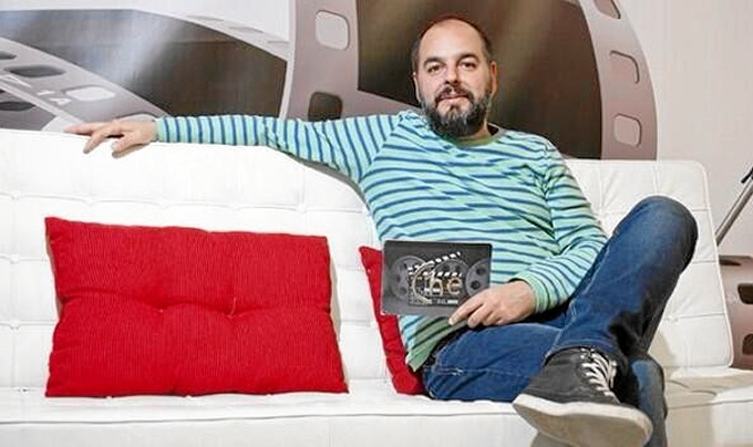 Esteban Magaz, director del Festival Internacional de Cine Bajo la Luna- Islantilla.