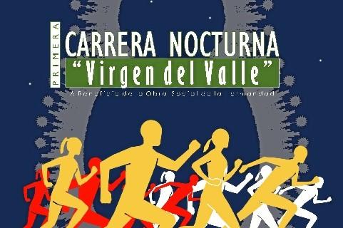 La Palma celebra la I Carrera Nocturna Virgen del Valle