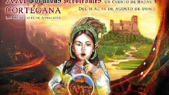 El mentalista Anthony Blake y Celtas Cortos, protagonistas de las XXI Jornadas Medievales de Cortegana que se celebran del 11 al 14 de agosto