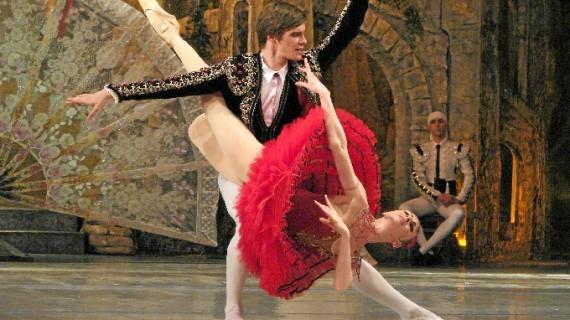 El Ballet de la Cámara Nacional de Ucrania y el musical 'Aventura Canina', en el Gran Teatro de Huelva