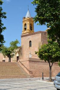 La localidad de Palos de la Frontera, sede del encuentro.