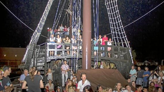 El Muelle de las Carabelas registra las mejores cifras durante el verano con más de 58.000 visitas