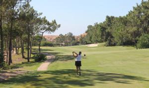 El campo de golf de Islantilla albergó su XXVI Torneo Aniversario.