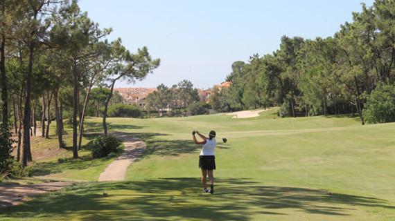 Rocío Bacedoni se impone en el XXVI Torneo Aniversario de golf de Islantilla