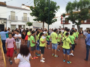 Todas las actividades se celebran en la Plaza del Concejo.