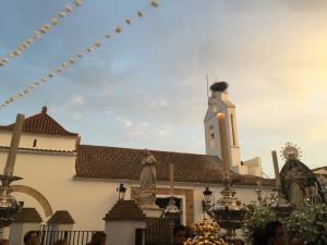 La Virgen de la Esperanza es la patrona de La Redondela.