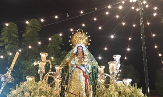 La historia y la tradición se dan la mano en las Fiestas Patronales de La Esperanza en La Redondela