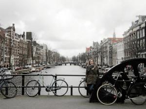 Los belgas son unos auténticos amantes de las bicicletas.