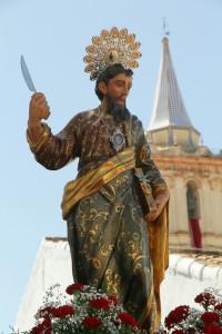 Las Fiestas de San Bartolomé se celebran del 22 al 27 de agosto.