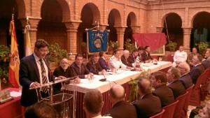 La Real Sociedad Colombina ha celebrado su sesión extraordinaria.